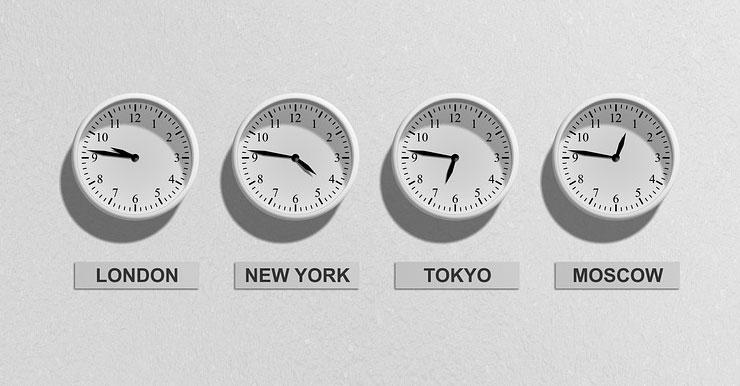 標準時間GMT(台灣全球時間對時查詢),格林威治時間計算