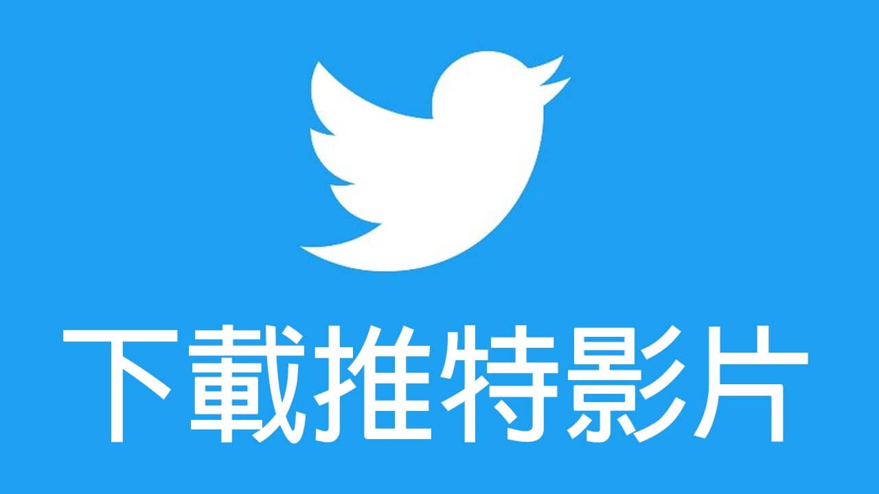 Twitter推特影片下載,改網址就行了!(免安裝)