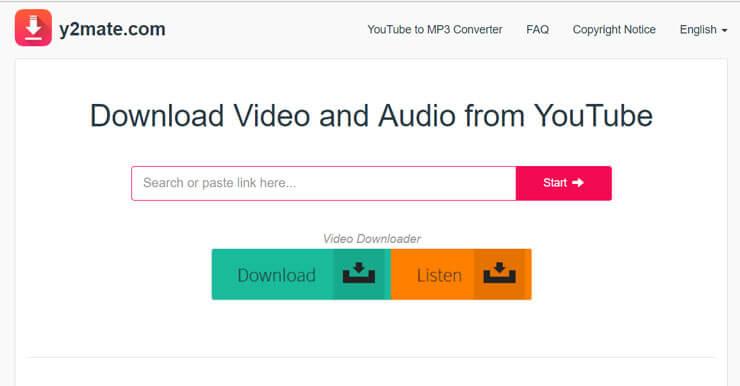 Y2mate下載Youtube音樂、影片,網址加上PP就能下載(無病毒)